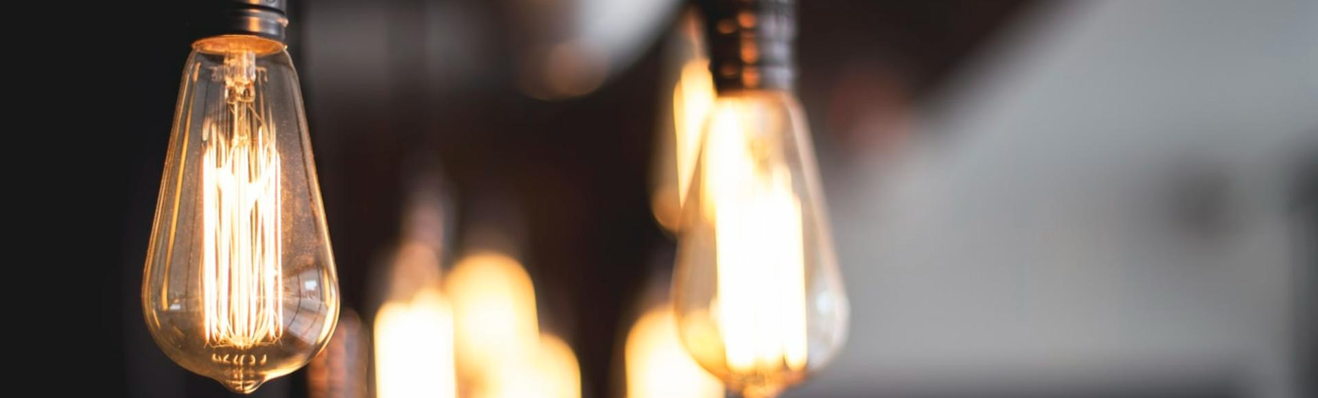 Reciclar lâmpadas usadas