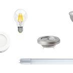 Lâmpadas LED com nova etiqueta energética